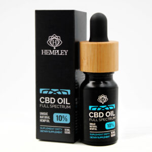 Olejek CBD 10% 1000mg Hempley